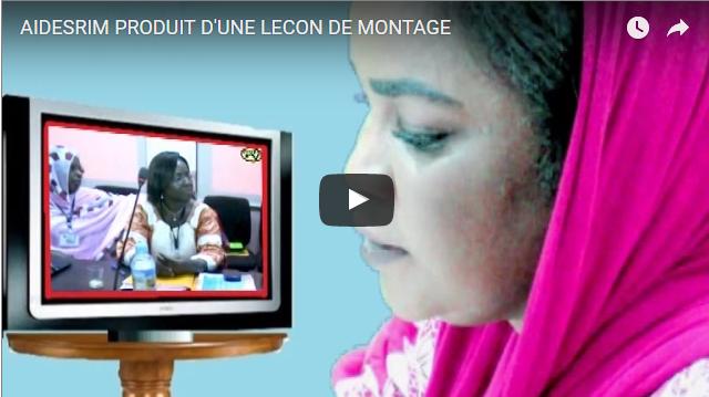 Découverte : Les coulisses du montage vidéo et de la voix du journaliste chez AIDES TV
