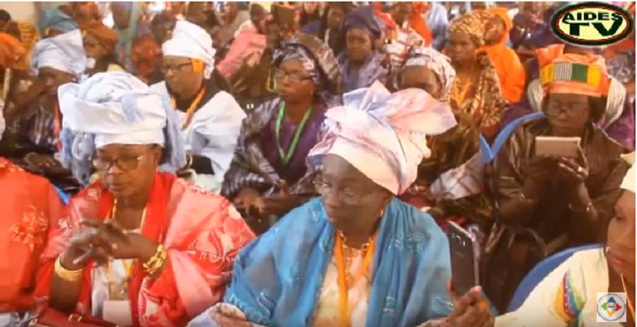 Vidéo : Assemblée Générale Fouta Dev, retour sur l'exposé sur le leadership féminin