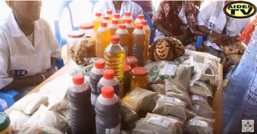 Vidéo-Fouta Dev : Revivez l'exposition des produits fabriqués par des femmes rurales (Assemblée Générale)