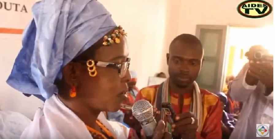 Vidéo: Fouta Développement, Débats sur l'importance des coopératives