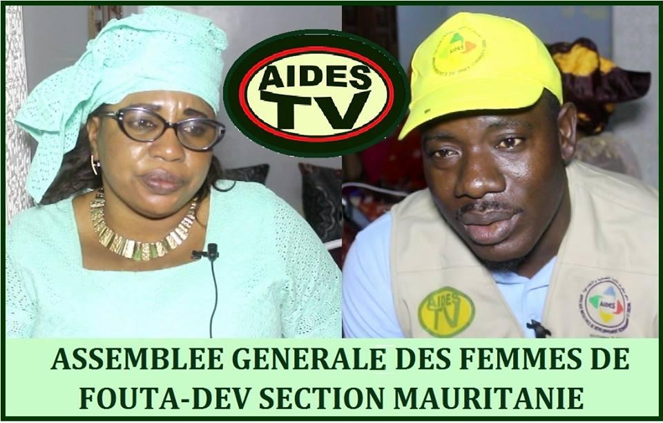 Retour sur la grande Assemblée Générale de Fouta Dev Mauritanie