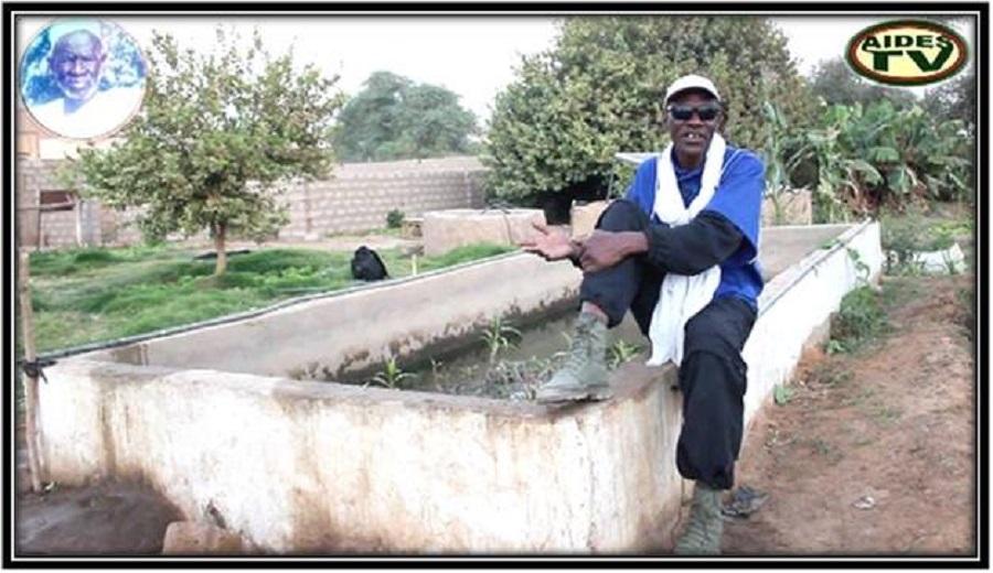 Vidéo : La volonté et le courage, clé réussite : l'exemple d'Amadou Sow dit Demba gaye