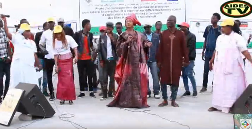 Vidéo : Retour sur la Caravane de sensibilisation sur les droits de l'enfant