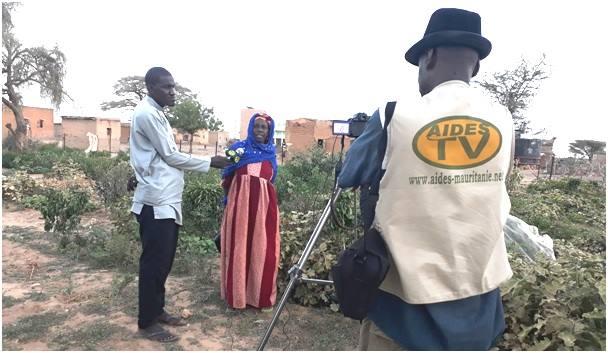 Reportage : Au cœur du monde rural, Jardin de la coopérative féminine d'Abdallah Diéry (Vidéo)