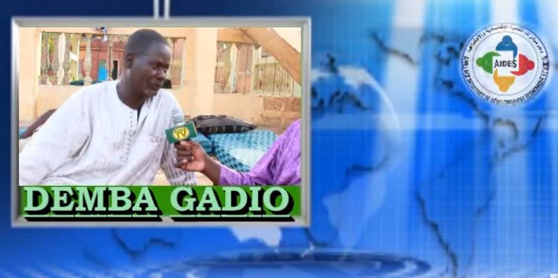 Vidéo : Entretien avec Demba Gadio