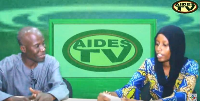 Vidéo : Stage pratique des jeunes journalistes par AIDES TV