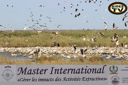 Le Master international « GAED», solution idoine au problème d'environnement (Documentaire)