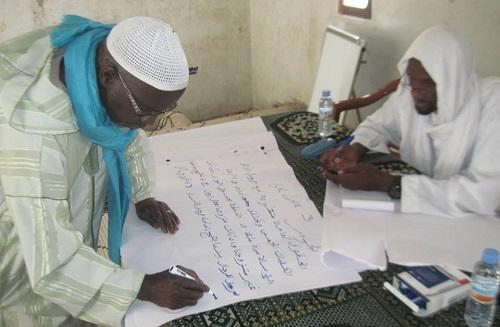 L'Atelier de formation d'Imams de Mosquées sur : L'Islam et les Droits Humains (Photos)