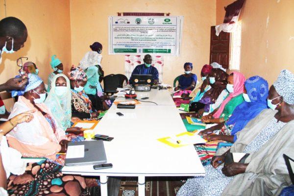 Droits et devoir des femmes en lien avec la gouvernance locale