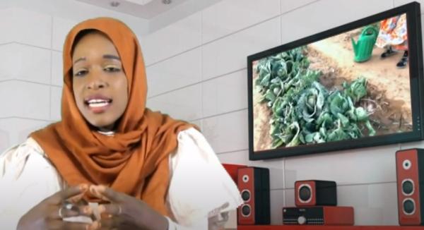 Accès des femmes au foncier (Reportage AIDES TV)