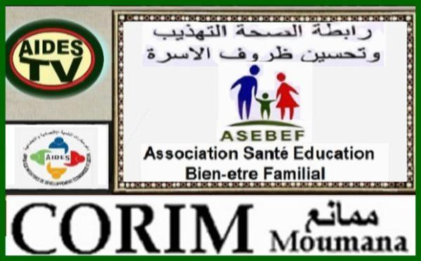L'ONG ASEBEF pour l'accompagnement, le renforcement de la résilience  et la cohésion sociale des enfants et des jeunes