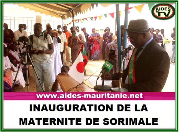Retour sur l'inauguration de la Maternité de Sorimalé