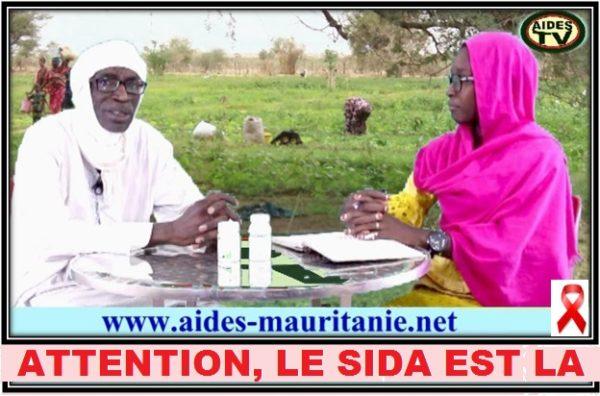 Mauritanie – Interview avec Sy Harouna, Président de l'Association des «personnes vivant avec le VIH Sida»